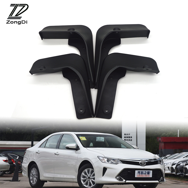 Zd Car Front Rear Mudguards For Toyota Camry 2015 2016 2017 Except