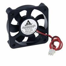 2pin 12v dc motor fan  5010 50mm 50x50x10 GDT computer case cooling