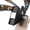 2017 Мода 3D Мини Телефон Линзы Фотографии Стерео Видения Камеры Объектив Для LG g2 g3 g5 g4C Samsung Galaxy J3 A7 A8 grand prime