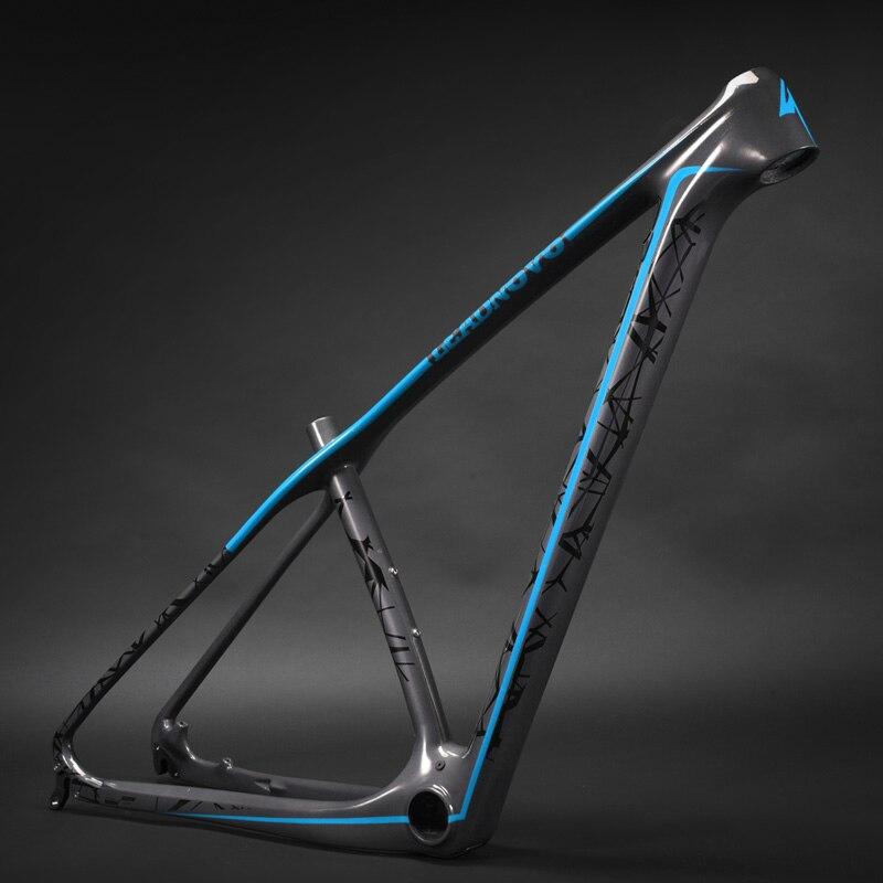 ! LEADNOVO 27.5/29er vtt cadre de vélo en carbone vélo de montagne de cadres bicicletas vtt carbono cadres