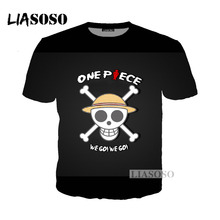 One Piece Colored Tee