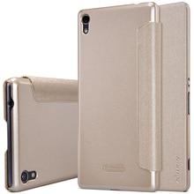 Для Sony Xperia XA Ultra Телефон Case S Nillkin Sparkle Case для Sony Xperia XA1 ULTRA чехол для Xperia XA XA1 protective Case