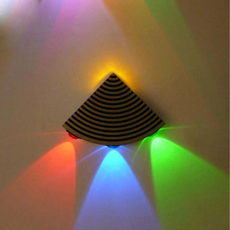 Led Modern Crystal Wall Lamps Bedroom Sconce Novelty Lights Home ...