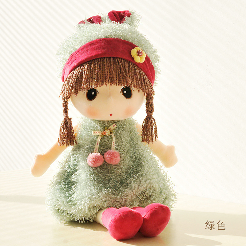 1 Pcs 40 CM Mayfair Doll Cute Plush Kids Stuffed Variety Mayfair Dolls Christmas Birthday Gift Baby Plush Toy For Girls