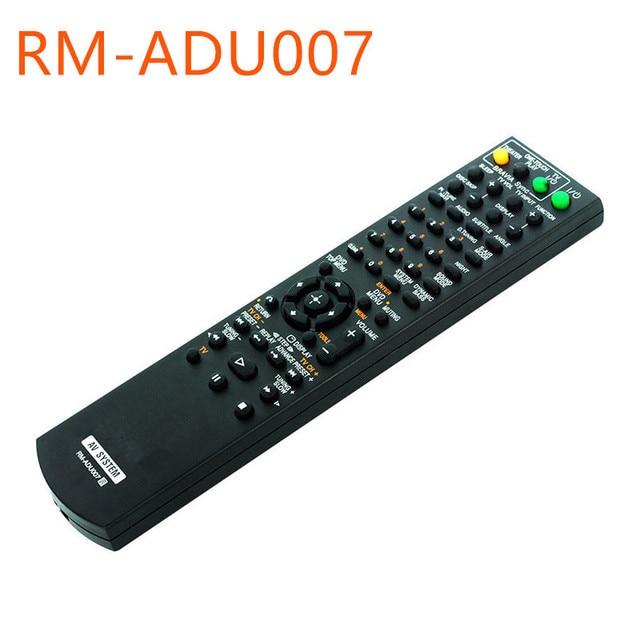 REPLACEMENT DVD Theater System remote control For SONY  RM ADU006 RM ADU008  DAV DZ556K  ADU009 DAV DZ260  remote control