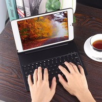 For IPad Pro 10 5 Super Slim Detachable Wireless Bluetooth Aluminum Alloy Keyboard Case Cover