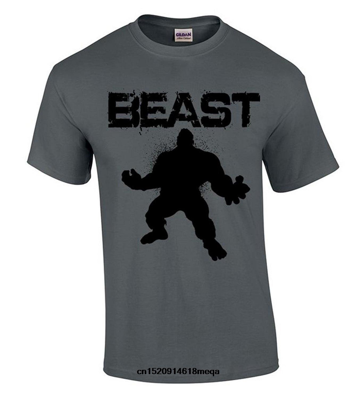 5xl T-shirt Tshirt Brand 2018 Male Short Sleeve For Sale Tops & Tees Beast Hulk Green Workout Athlete Gymnasium Fitness Tall Regular S