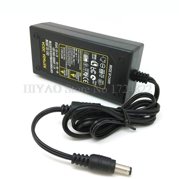 1PCS Power Supply Adapter AC 110-240V to DC 12V 3A For LED Strips Light Converter Adapter Switching Power Supply Charger