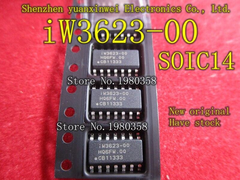 IW3623-00 IW3623 Iwatt SOP14 neuf et Original 10 pcs/lotIW3623-00 IW3623 Iwatt SOP14 neuf et Original 10 pcs/lot