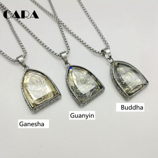 sale buddha buddhist necklace store