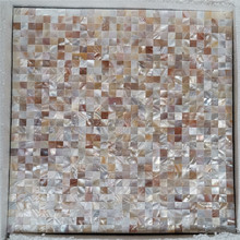 Seamless mother of pearl mosaic tile for home decoration backsplash and bathroom wall tile 1 square meters/lot AL111