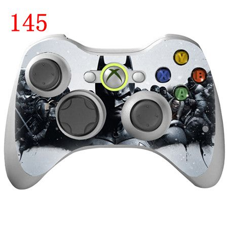 Batman vinyl decal for xbox 360 skin cover for xbox 360 controller in stickers from consumer electronics on aliexpress com alibaba group