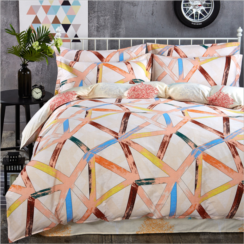 geometric sheets geometric pattern sheets promotion shop for  - popular geometric pattern bed sheetsbuy cheap geometric pattern geometricpattern bed sheets