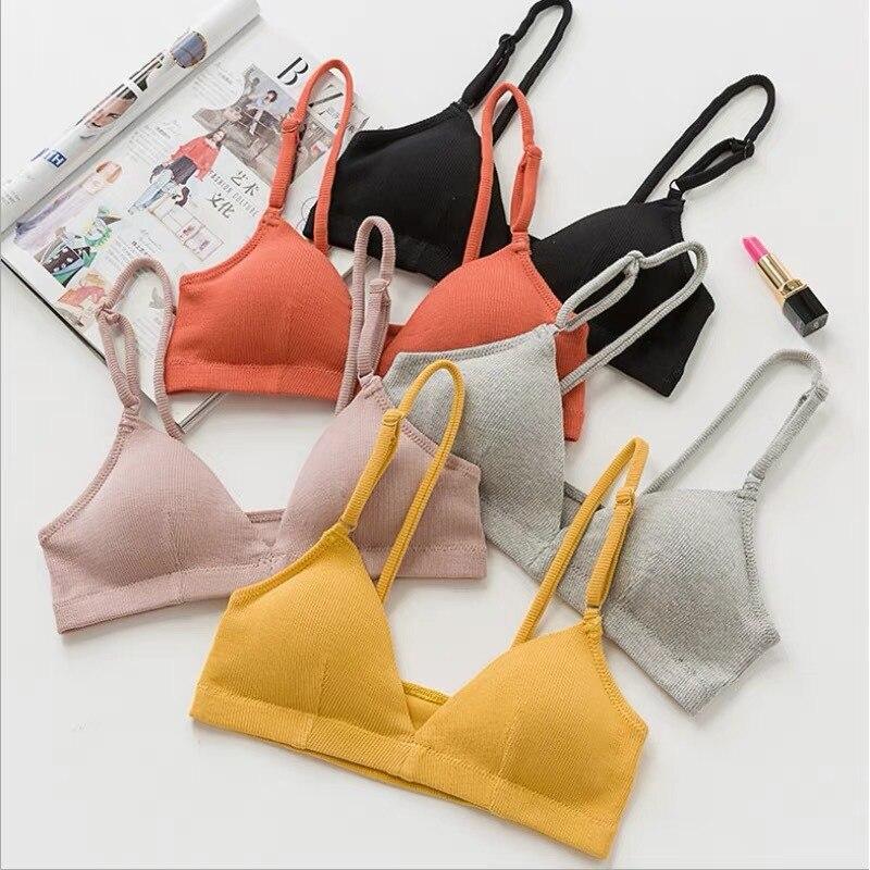 Women's intimate active bra female casual underwear fitness running thin bralette ladies bras women sexy lingerie brassiere 2019
