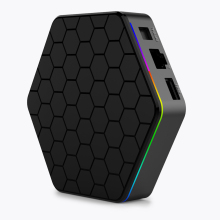 Sunvell T95Z Plus TV Box TV Android Smart Box Amlogic S912 Octa Core 4 K x 2 K H.265 Décodage 2.4G 5G Dual Band WiFi Médias lecteur