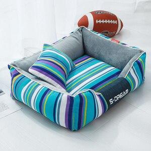 Image 3 - JORMEL łóżko dla psa na duże psy wodoodporna odpinana Sofa wypoczynkowa Cat Bull łóżko dla psa ding hodowla mycie mechaniczne produkty dla zwierzaka domowego łóżko