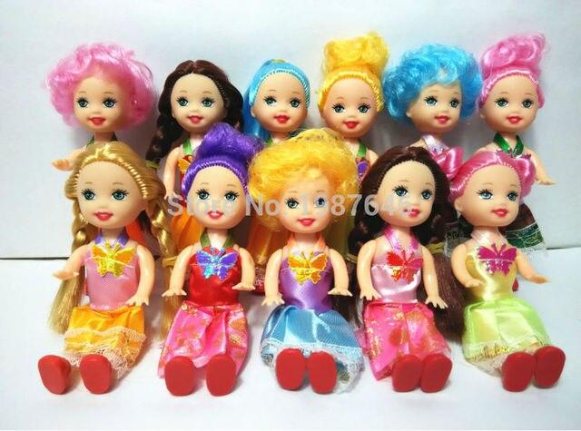 2017 Populer mode boneka Mainan untuk Gadis Barbie Dolls 55486dda72