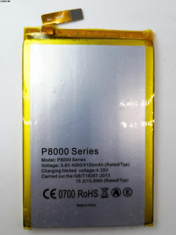 <font><b>P8000</b></font> 4000 ~ 4165 мАч сотовом телефоне Батарея для <font><b>Elephone</b></font> <font><b>P8000</b></font> Батарея Аккумулятор Bateria бесплатная инструменты подарок