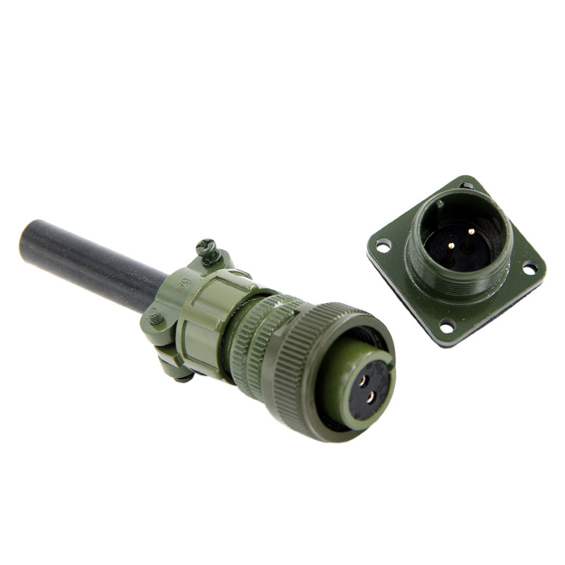 Military standard connector 2pins 5015 connector MS3106 3102 14S-9p Servo motor connector military standard connector 5015 connector 4pins ms3106 3102 32s 17p servo motor connector