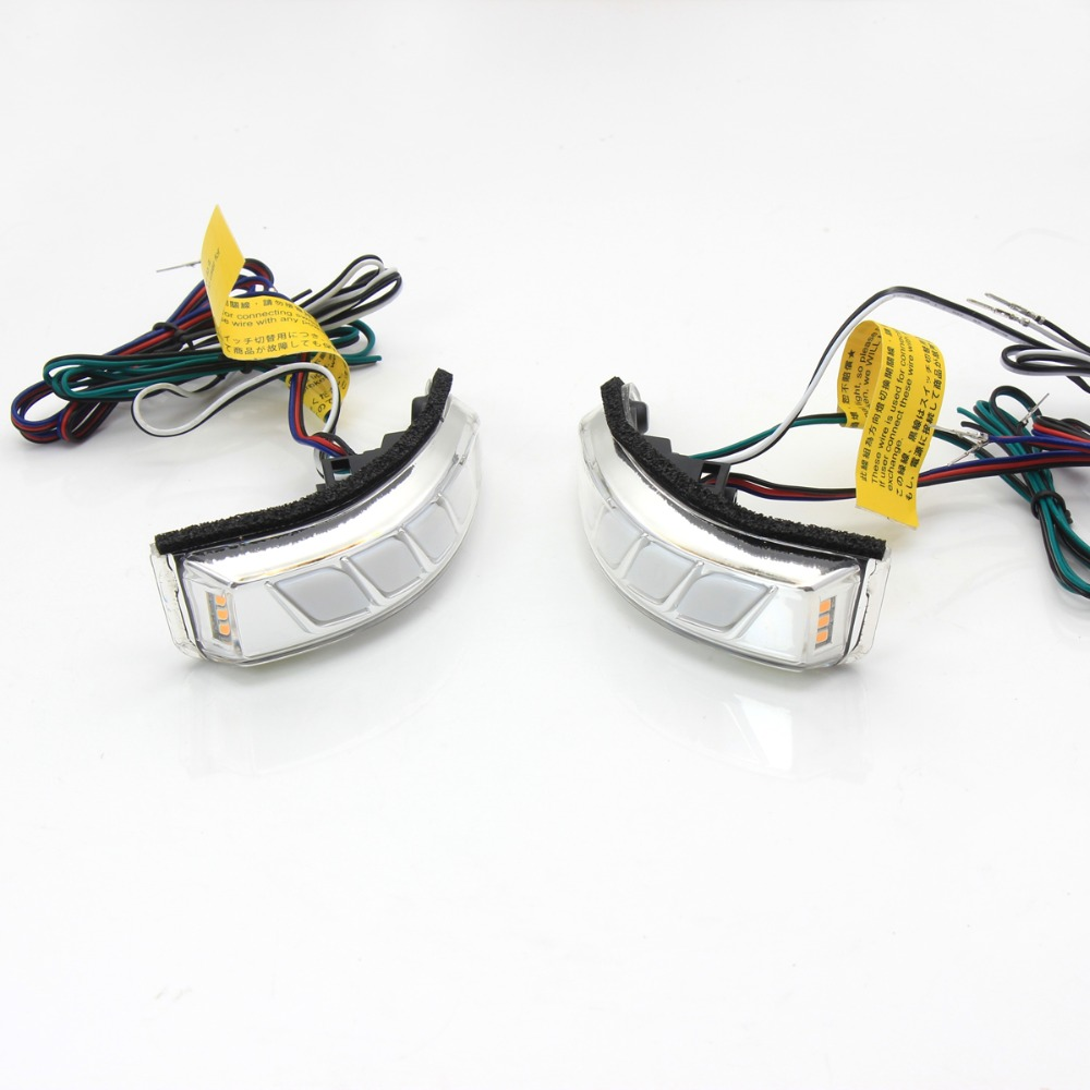 toyota Rearview Mirror LED light 5
