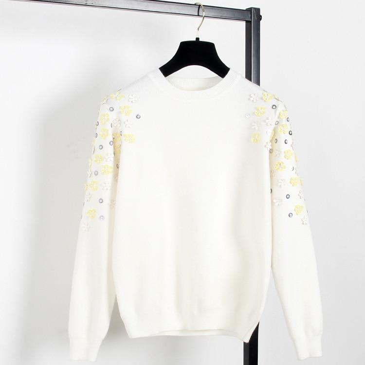 Sweater Winter Celebrity sueter 9