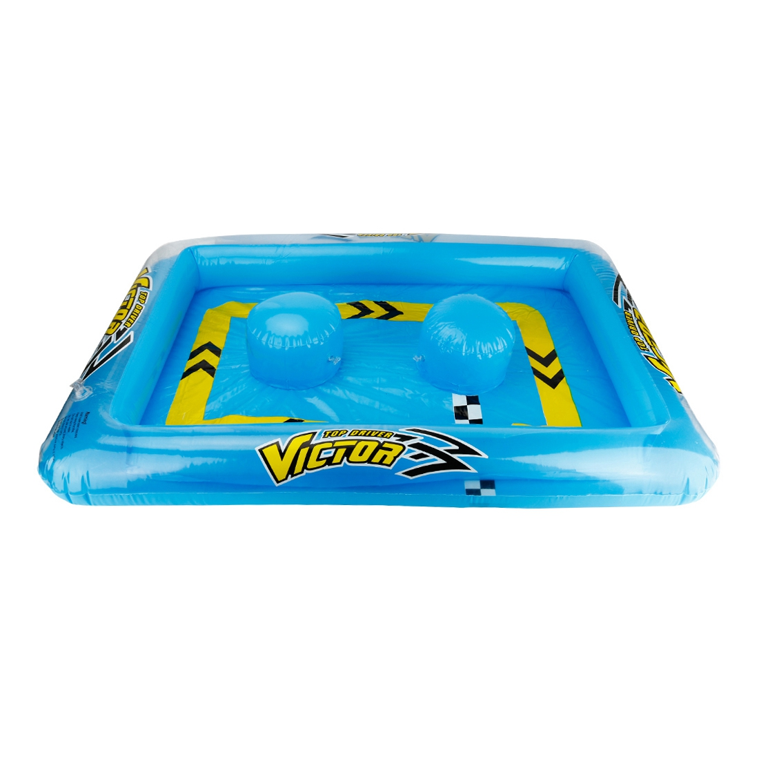 FBIL-Racing Inflatable Pool For Small Remote Control Boats And Any Mini Water Toys