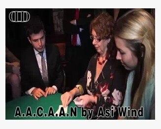 Dan And Dave - Asi Wind - A.A.C.A.A.N Magic Tricks