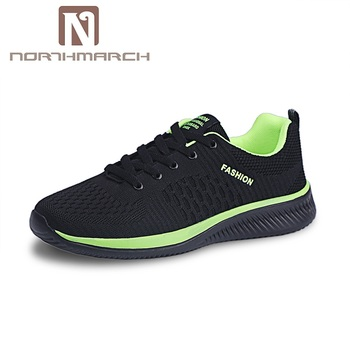 NORTHMARCH Breathable Male Shoe Casual Sneakers Men Comfortable Lovers Shoes Krasovki Mens Trainers Shoes Tenis Masculino Adulto