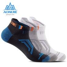 Compression Socks AONIJIE Cushion Athletic-Performance Training Outdoor Walking Tab E4101