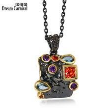 Dreamcarnival1989 неоготическое ожерелье для женщин винтажное