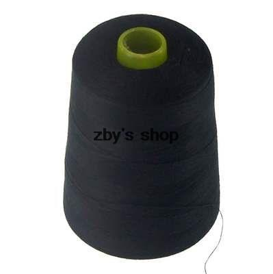 1 Spool Black  8000 Yards 100% Spun Polyester Sewing Thread 40S/2 nupur aggarwal jugal kishore and gopal krishna ingle how to prevent and manage your low back pain