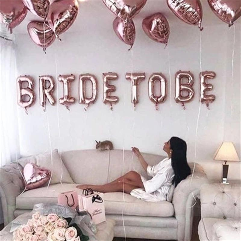 Rose-Gold-Diamond-Ring-Foil-Balloon-Gold-Bride-to-Be-Balloon-Letter-Balloon-Engagement-Bridal-Shower (1)