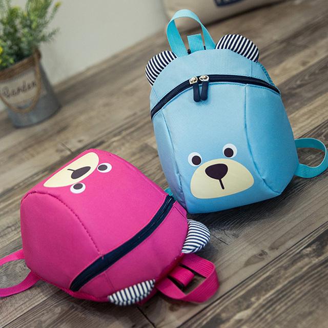 Osmond Cute Animal Toddler Backpack Kids School Bags For Girls Boys Cartoon Children Backpacks kindergarten Baby Bag mochila