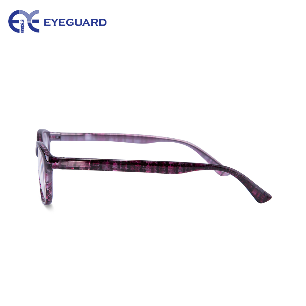 aa4ce01a52a9 EYEGUARD High Magnification Power 2 Pairs Spring Hinge Reading Glasses  Ultra Clear Women Stylish Readers 4.50 5.00 5.50 6.00-in Reading Glasses  from Apparel ...