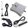 Car / Truck uso Dual band GSM 900 / 1800 mhz Cell Phone Signal Booster amplificador repetidor sem fio