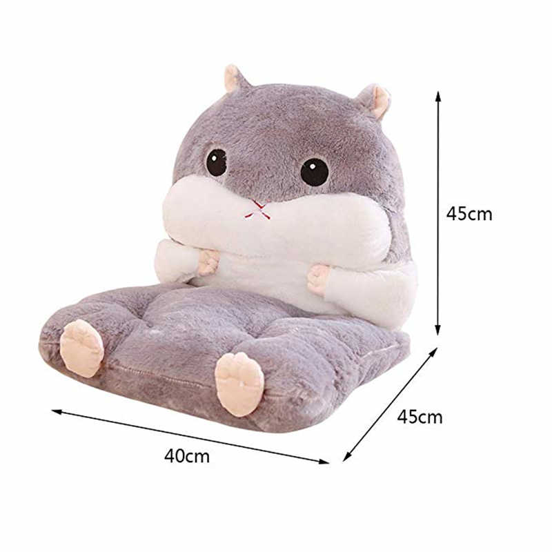 Мягкая подушка для стула для детей увеличенная подушка для сидения детский, обеденный коврик регулируемый съемный стул бустерная Подушка коляска коврик