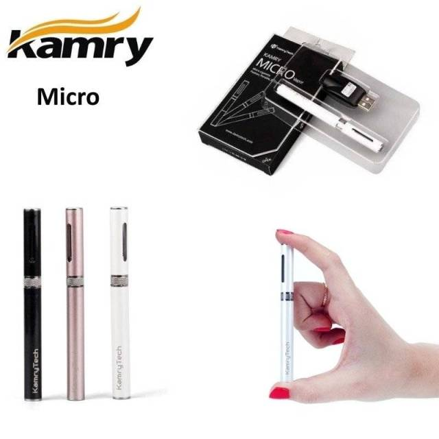 Original Kamry Micro Vapor Cig Mini E Cigarette Kit KamryTech Micro - What is the invoice price on a car online vapor store