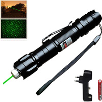 Powerful Laser Sight 1000MW Green Lasers Hang Type Long Distance Laser Pointer Battery Not Include