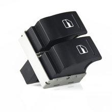 Электрическая кнопка управления окном пассажира Для volkswagen