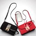 Кожаные Сумки 2017 новых сумки Кроссбоди Сумка женская мини камеры сумка матовое кожа Бесплатная Доставка L6130