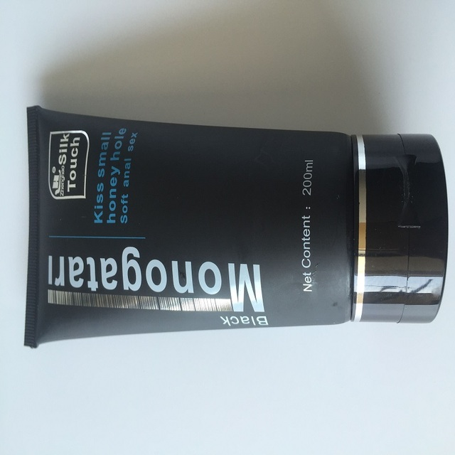 Black Monogatarl Soft Anal Sex Lubricant Penis Cream Vaginal Gel Sex Lubrication for Adults Sex ,Women and Men Intimated Goods