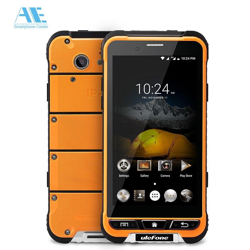 bilder für Ursprüngliches Ulefone RÜSTUNG MT6753 octa-core Android 6.0 IP68 Wasserdicht stoßfest Handy 4,7 Zoll 3 GB RAM 32 GB ROM Mobilen telefon