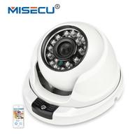 MISECU 2 8mm Wide Metal IP Camera 1080P 960P 720P Vandalproof Onvif P2P Motion Detection RTSP