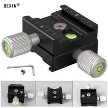 QR50 Зажим для камеры БЫСТРОРАЗЪЕМНАЯ пластина адаптер общий зажим быстросъемный зажим для крепления пластины dslr камеры штатив