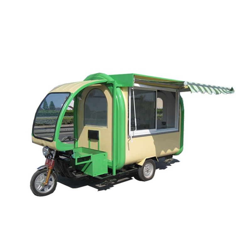 Car Factory Direct >> Multi Functional Snack Food Car Electric Four Wheel Mobile Snack Car