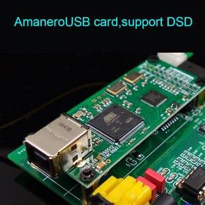 Image 3 - Nieuwe Dual Core AK4493 Dsd Usb Optische Coaxiale Bluetooth 5.0 Audio Decoder Met Oled Toetsenbord Dc 12V Meer dan ES9038Q2M
