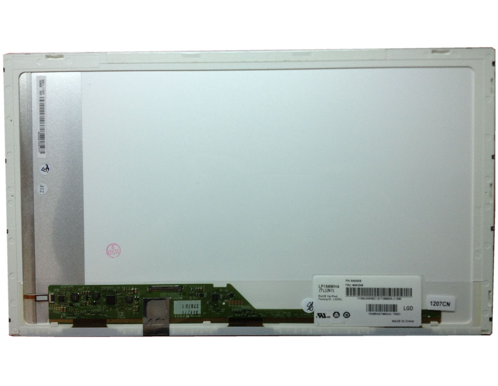 LP156WH4 TLN1 TLN2 TLA1 TLB1 For Lenovo Thinkpad IBM G555 G575 E520 B550 Y550 G550 G560 G570 Laptop Lcd Screen for lenovo g550 g555 g560 g570 g575 z565 l512 15 6led lp156wh4 lp156wh2 ltn156at02 ltn156at24 ltn156at32 n156b6 l0b n156bge l21