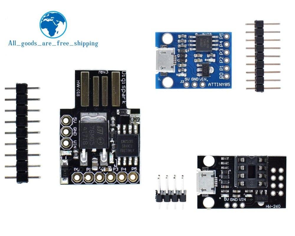 1 Pcs Blau Schwarz Tiny85 Digispark Kickstarter Micro Entwicklung Bord Attiny85 Modul Für Arduino Iic I2c Usb Krankheiten Zu Verhindern Und Zu Heilen