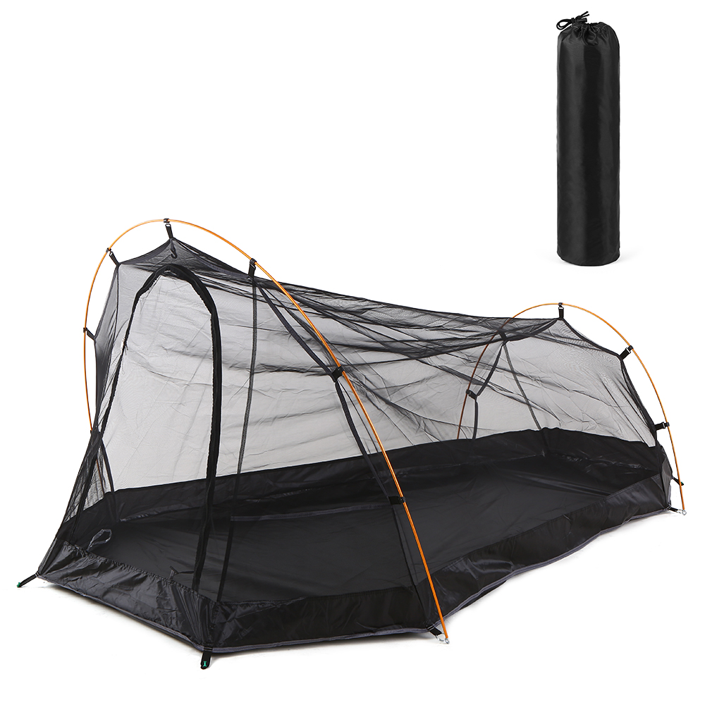 LIXADA Outdoor Camping Tent 2 Person Mosquito Repellent Tent Camping Beach Tent Hiking Climbing Cabana Breathable Mesh TentsLIXADA Outdoor Camping Tent 2 Person Mosquito Repellent Tent Camping Beach Tent Hiking Climbing Cabana Breathable Mesh Tents