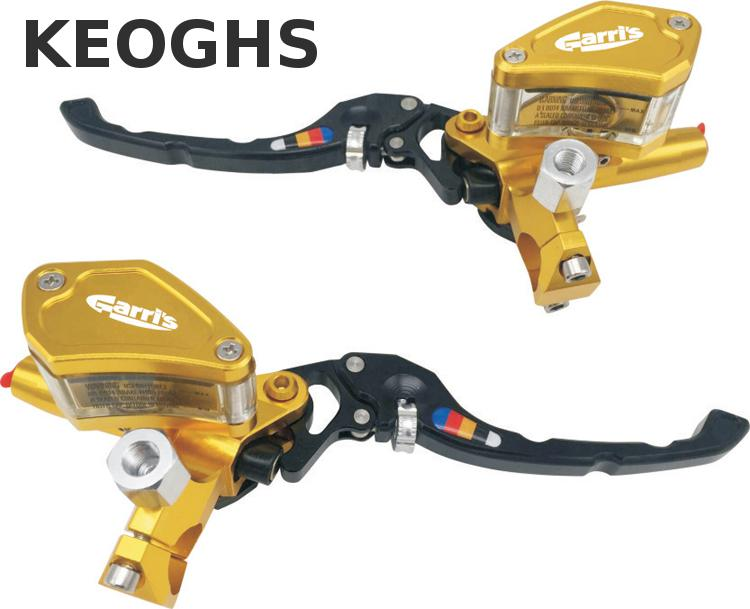 Keoghs Motorcycle Brake Master Cylinder Cnc Aluminum 13mm Piston Size Hydraulic Brake Pumb For Yamaha Honda Scooter Motorbike keoghs motorcycle brake disc brake rotor floating 260mm 82mm diameter cnc for yamaha scooter bws cygnus front disc replace